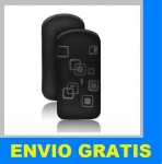 FUNDA NEOPRENO TERCIOPELO PARA IPHONE 3G 3GS NEGRO
